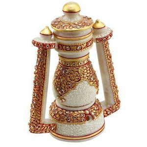 Decorative Marble Table Lamp