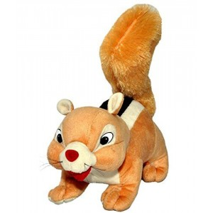 Squirrel Cute Soft Stuffed Toy